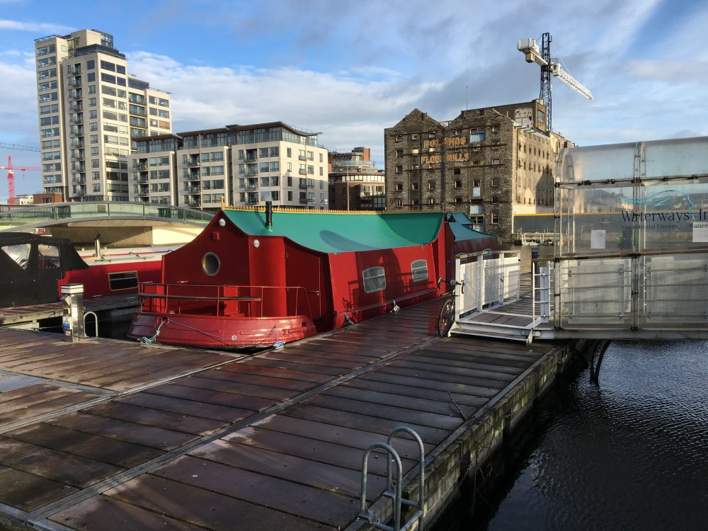 Thai Massage from Massage on a Barge Dublin Welcome to Massage on a Barge