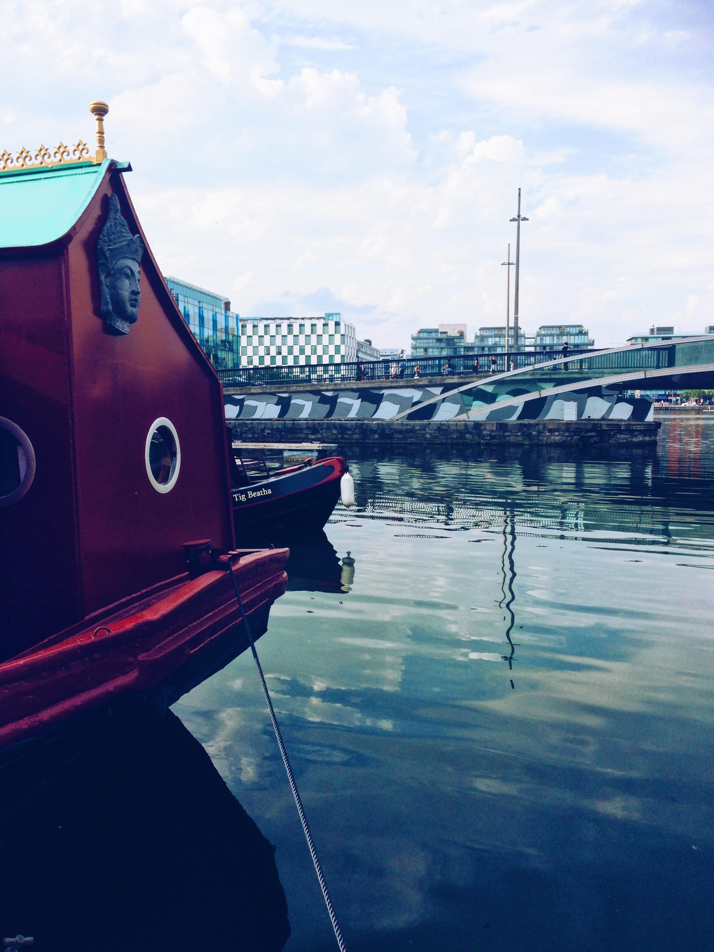 Massage on a Barge Hydrotherapy
